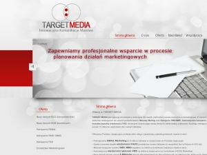 Target Media profesjonalny email marketing.